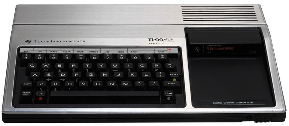 TI99/4A computer
